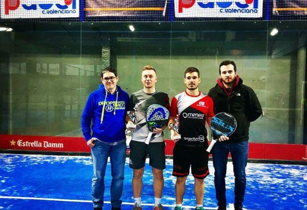 German Zunica y JJ Matea campeones de 3 torneos 20* consecutivos
